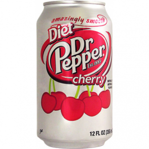 Dr Pepper Diet Cherry (355ml)-0