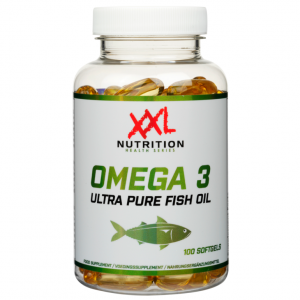 Omega 3 Ultra Pure Fish Oil, 100 capsules -0