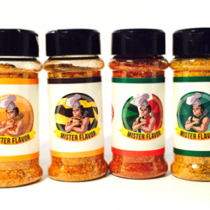 Mr Flavor: Combo Pack 7-0