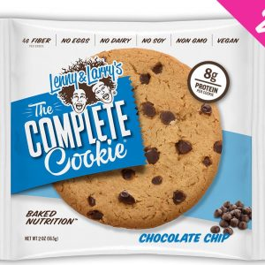 Protein Cookie Lenny & Larry's - Chocolate Chip (16gr eiwit, 8gr vezels)-0