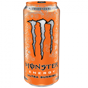Monster Energy Zero Ultra - SUNRISE -0