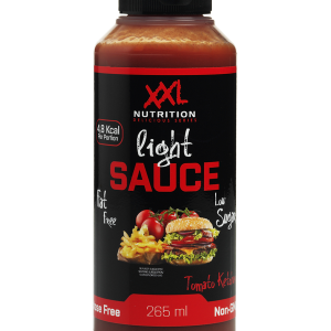 Light Saus Tomato Ketchup- XXL Nutrition-0