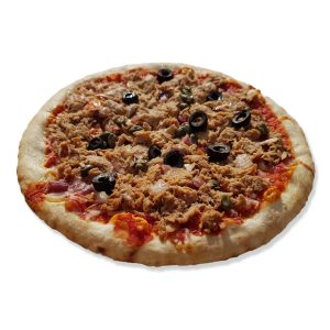 High Protein Pizza - Tonno (51,6 gram eiwit)-0