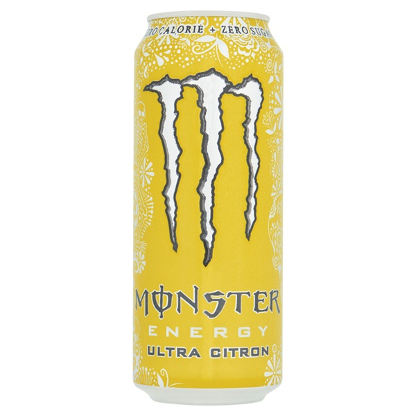 Monster Ultra Citron (10kcal per 500ml!)-0
